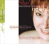 She's sweetest when she's naked by Alison Melville