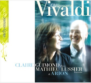 Vivaldi chiaroscuro by Arion Baroque Orchestra featuring Claire Guimond and Mathieu Lussier
