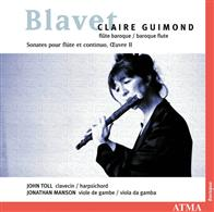 Blavet flute sonatas