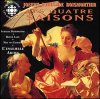 Boismortier - Les Quatre Saisons by Arion ensemble with Isabelle Desrochers, Herve Lamy, Max van Egmond