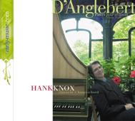 D'Anglebert Pièces de clavecin by Hank Knox