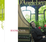 D&#039;Anglebert Pices de clavecin by Hank Knox