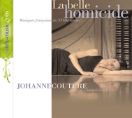 La Belle Homicide by Johanne Couture