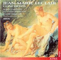 Leclair concertos