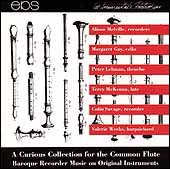 A Curious Collection for the Common Flute, Alison Melville