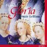 Handel - Gloria, Suzie LeBlanc, Academie Baroque de Montreal