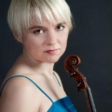Julia Wedman, violin