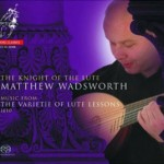 the-knight-of-the-lute, Matthew Wadsworth