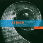 Bach Sonatas and Partitas, Monica Huggett