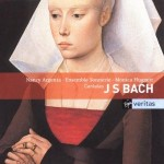 Bach cantatas, Nancy Argenta, Monica Huggett and Sonnerie