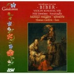 Biber Violin Sonatas, 1681, Monica Huggett with Sonnerie