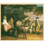 Mozart String Quintets, Monica Huggett, Hausemusik