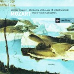 Mozart The 5 Violin Concertos, Monica Huggett, Orchestra of the Age of Enlightenment