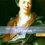 Telemann 6 Paris Quartets, Sonnerie, Hazelzet