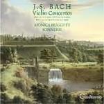Violin Concertos, JS Bach, Monica Huggett
