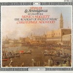 Vivaldi La Stravaganza, Monica Huggett, The Academy of Ancient Music