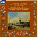 Vivaldi violin concertos, Monica Huggett, London Vivaldi Orchestra