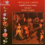 William Lawes, Royall Consort Suites, Monica Huggett, Sonnerie