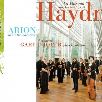 HAYDN - La Passione Symphonies 41, 49, 44
