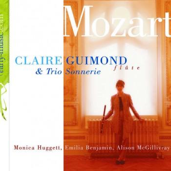Mozart - flute quartets by Claire Guimond with Sonnerie