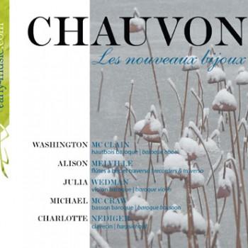 CHAUVON - Les nouveaux bijoux, Alison Melville